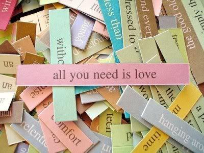 Amor. Simples assim