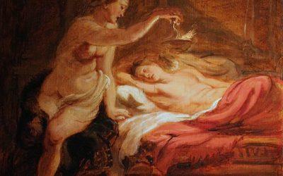 Eros e Psiquê: uma jornada de autoconhecimento